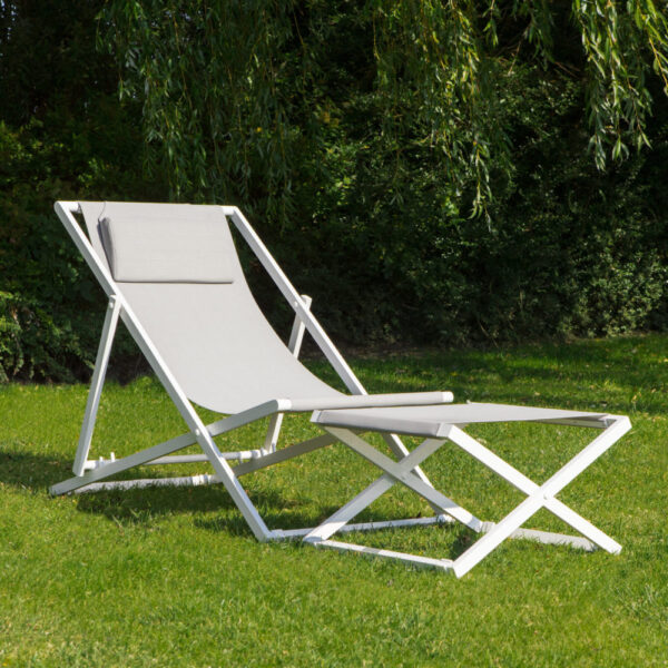 sun lounger chair