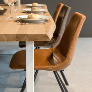 alicia chair trunck table