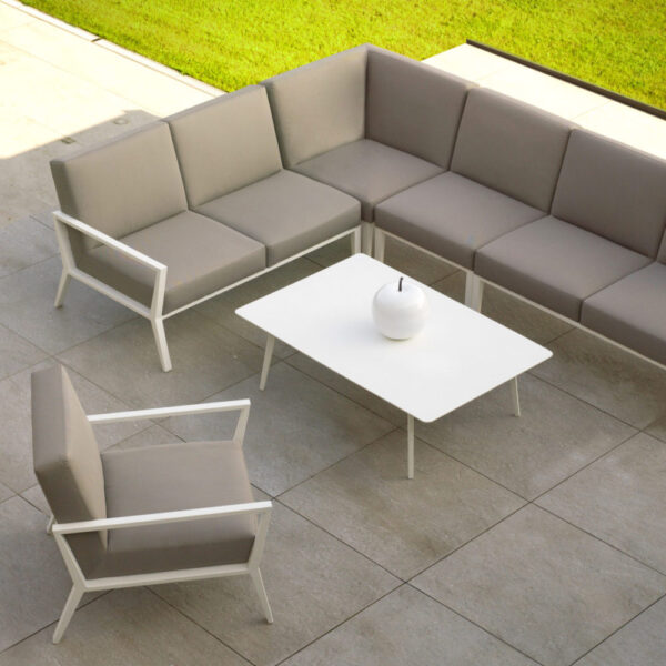angel gray modern sofa sectional outdoor