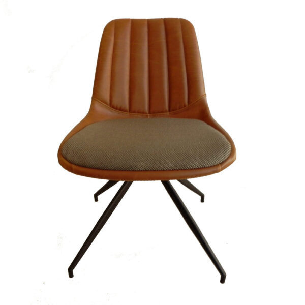 faux leather chair fabric seat