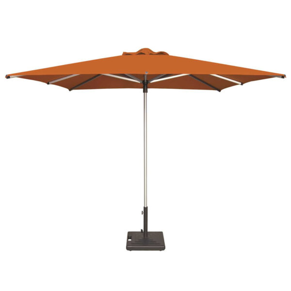 miami orange pool umbrella