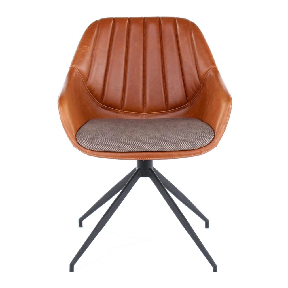 Modena Faux Leather Office Armchair