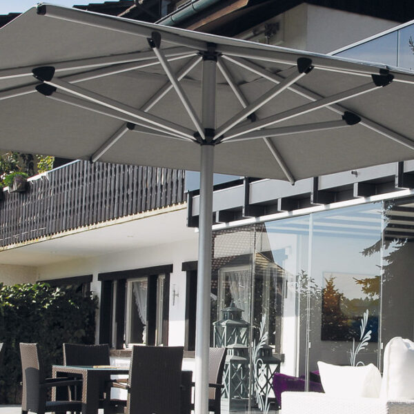 shademaker astral commercial restaurant umbrella