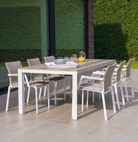 miami patio dining set