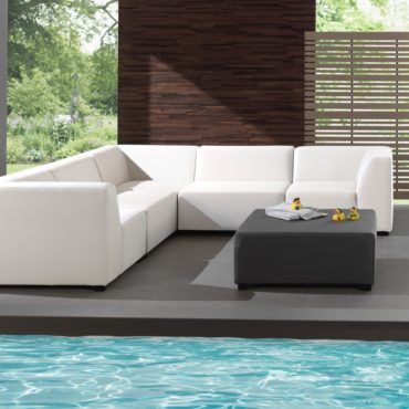 christina white outdoor sofa