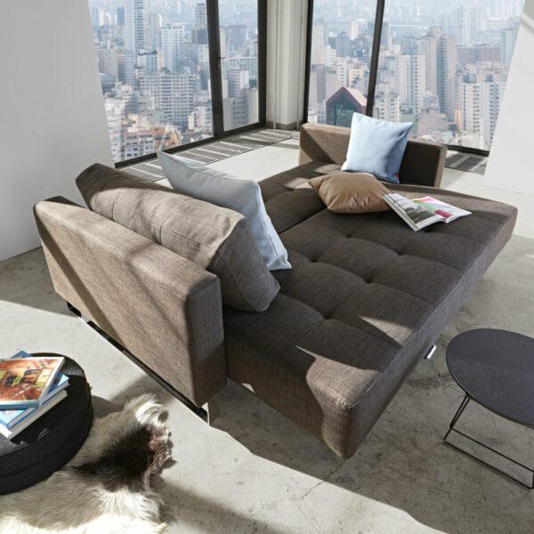 brown sleeper sofa bed miami