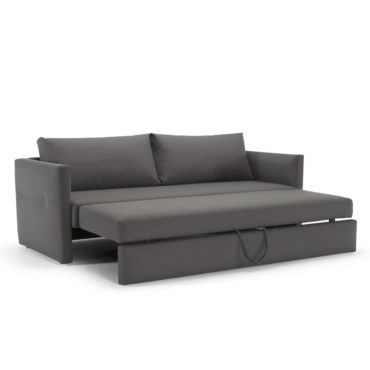 gray pop-up sofa bed
