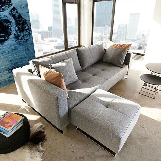 king size sleeper sofa gray white cream