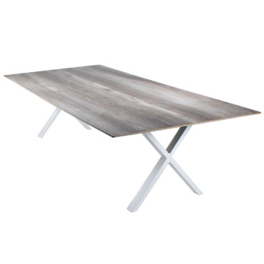 ceramic outdoor dining table