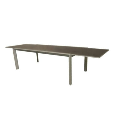 champagne taupe extension table