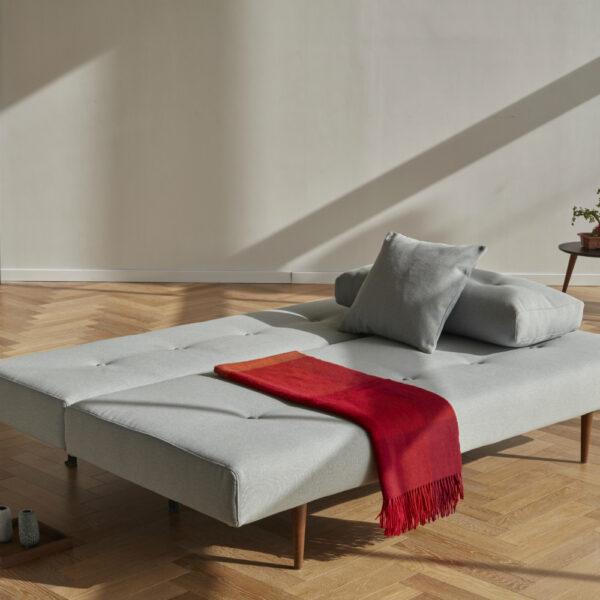 light gray convertible sofa bed miami