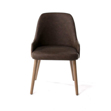 may low arm dining chair
