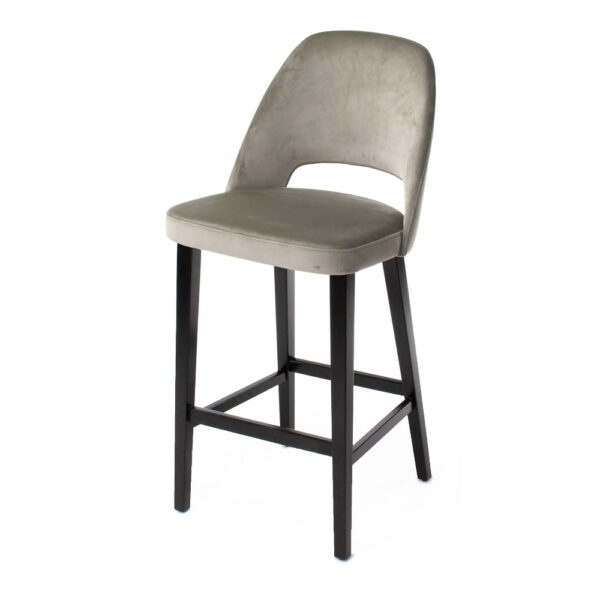 ray customizable armless bar chair