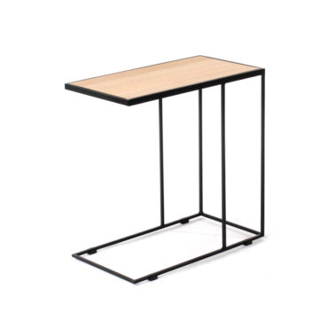 rubic coffee table wood oak