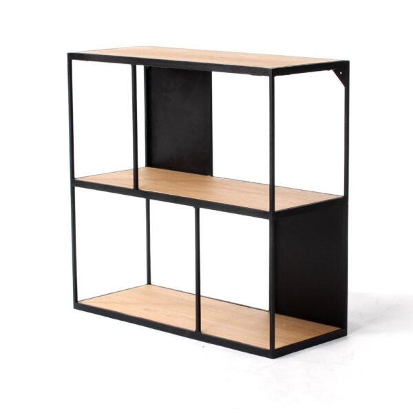 rubic double wall shelf