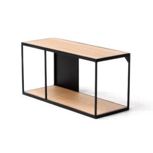 rubic mini wall shelf