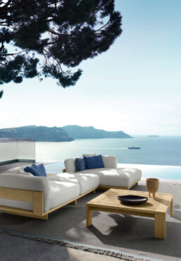 Icon Sofa Sectional Outdoor